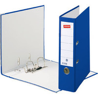 Staples Ordner Color A4 80 mm blau