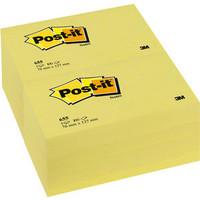 Post-it Post-it Notes 655 12x100 Blatt gelb 127x76mm