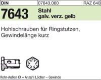 Hohlschrauben 18-3M22x1,5