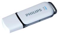 USB-STICK PHILIPS SNOW KEY TYPE 32GB 3.0 GRIJS