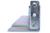 DIGITUS Gleitschienen, für Netzwerkschränke mit 600 bis 800 mm Tiefe,, variable 350 bis 600 mm Tiefe