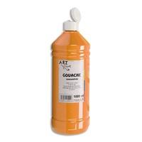ART PLUS Gouache concentrée 1 litre Orange
