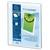 EXACOMPTA Boîte de classement personnalisable KREACOVER dos de 25mm, A4, polypro blanc