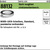 ART 88132 NORD-LOCK Scheiben geklebt DNL 22 (23,4 x 34,5 x 3,4) VE=S (100 Stück)