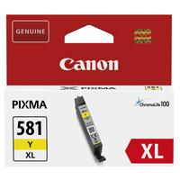 CNO CART JET ENCRE 581 JAUNE XL 2051C001