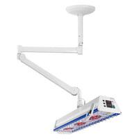 Rotlichtstrahler TGS Therm 3 Deckenmodell inkl. Deckenarm und Dimmer
