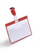 Durable 810603 identity badge/badge holder 25 pc(s)