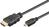 High Speed HDMI+ with Ethernet 3,0 Meter, HDMI+ A-Stecker>HDMI+ D-Stecker (Micro)