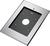Vogels TabLock PTS 1214 für iPad Air, Home-Taste vollständig verdeckt