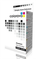 COLOROVO 510-BK | Black | 14 ml | Canon PG-510 tintapatron