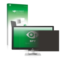 upscreen Spy Shield Filter Premium Blickschutzfilter für HP EliteDisplay E232