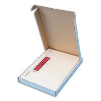 5 ETOILES Boîte de 100 Pochettes d'expédition document ci-inclus - Format C4 : 320 x 235 mm transparent