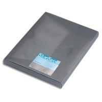 DURABLE Sachet 10 Pochettes adhésives Pocketfix insertion par le haut - L90 x H57 mm