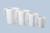 Odmerné kanvy z polyetylénu (PE), uzatvorené držadlo