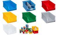 allit Sichtlagerkasten ProfiPlus Box 5, aus PP, blau (71510030)