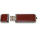 USB-Stick 32GB takeMS Leather brown retail