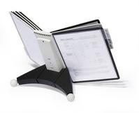 Durable SHERPA document display carousel Desk Portrait A4