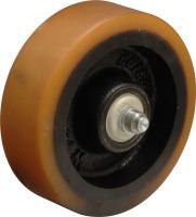 Produkt Bild von Rad 140mm Vulkollan. Traglast 500 Kg