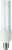 Produktabbildung - Energiesparlampe Profi 33 Watt E27 865 Tageslicht - Philips