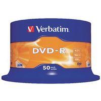 Verbatim DVD-R 4.7 gb 50 stuks