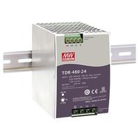MEAN WELL TDR-480-48 adattatore e invertitore 480 W