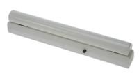 Produktabbildung - Leuchte für Linienlampe 60 Watt 2 Sockel S14s mit Schalter