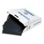 CANSON Feuille de carton plume Classic Noir photo 5mm 50x65 cm