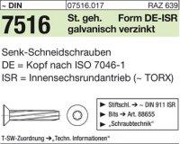 DIN7516 DEM3x10-T10