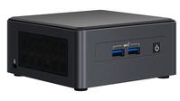 Intel NUC 11 Pro UCFF Zwart i7-1185G7