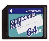 Speicherkarte MMC 64MB 6SL3054-4AG00-0AA0