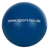 Schaumstoffball beschichtet, ø 18 cm, blau