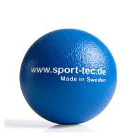 Schaumstoffball beschichtet, ø 18 cm, blau~