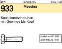 DIN933 M20x80