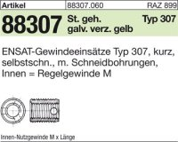 ENSAT-Gewindeeinsätze M6x8
