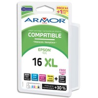 ARMOR Pack 5 compatibles EPSON t1636 b10248r1
