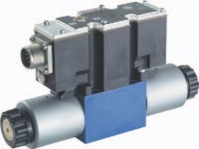 Bosch Rexroth 4WRA6E07-2X/G24N9K4/V-589 Directional control valve