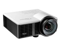 Optoma ML750ST beamer/projector Draagbare projector 800 ANSI lumens DLP WXGA (1280x720) 3D Zwart, Wit