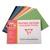 CLAIREFONTAINE Pochette de 12 feuilles papier dessin couleur teintes pastels 160g 24x32 Ref-96772