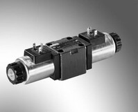 Bosch Rexroth 4SEC6E1X/CG125N9K4 Directional poppet valve