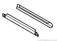Auflageschienenpaar BKU/BTKU900 / 911 / P900 /P900G