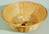 Detailabbildung - Bambus-Brotkorb, rund, 20x6 cm