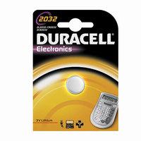 Knopfzellen Duracell CR2032