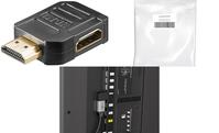 HDMI™-Adapter,