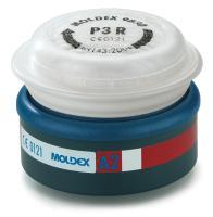 Kombifilter A2 P3 R, für Serie 7000 + 9000, EasyLock® organische Gase und Partikel