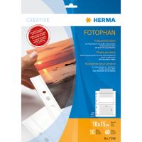 HERMA 7586 foglio di protezione Polipropilene (PP) 10 pezzo(i)
