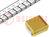 Condensator: tantaal; 33uF; 6,3VDC; SMD; Beh: A; 1206; ±10%