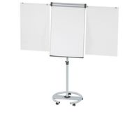 Flipchart Mobile Solid Plus with 2 arms