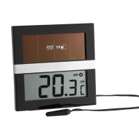 Thermometer digital, Innen-Aussen, ECO SOLAR
