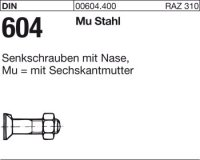 DIN604 M16x130