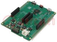 Dev.készlet: ARM NXP; MK64FN1M0VDC12; Kiegészítő csatlakozók:2